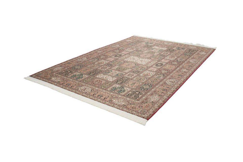 woonkamer Kayoom Ghom Vloerkleed 80x150 Rood 602