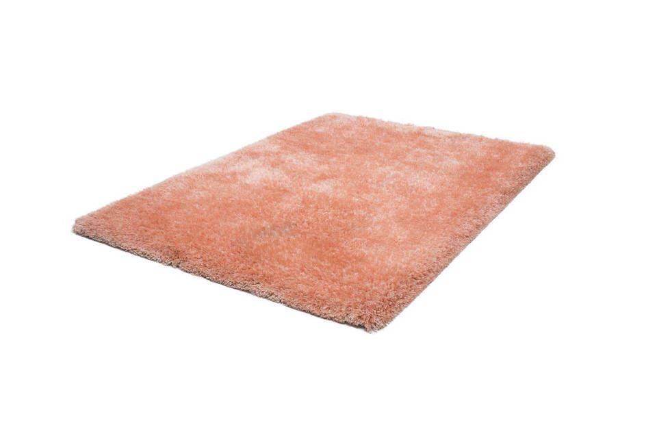 woonkamer Lalee Monaco Vloerkleed 80x150 Pastel Roze