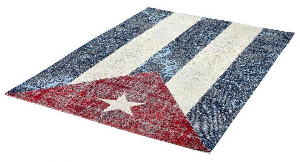 woonkamer Obsession Flags Vloerkleed 160x230 Cuba