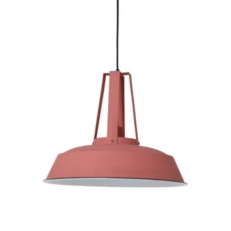 Davidi Design Inez goedkope hanglamp Donker Roze Large