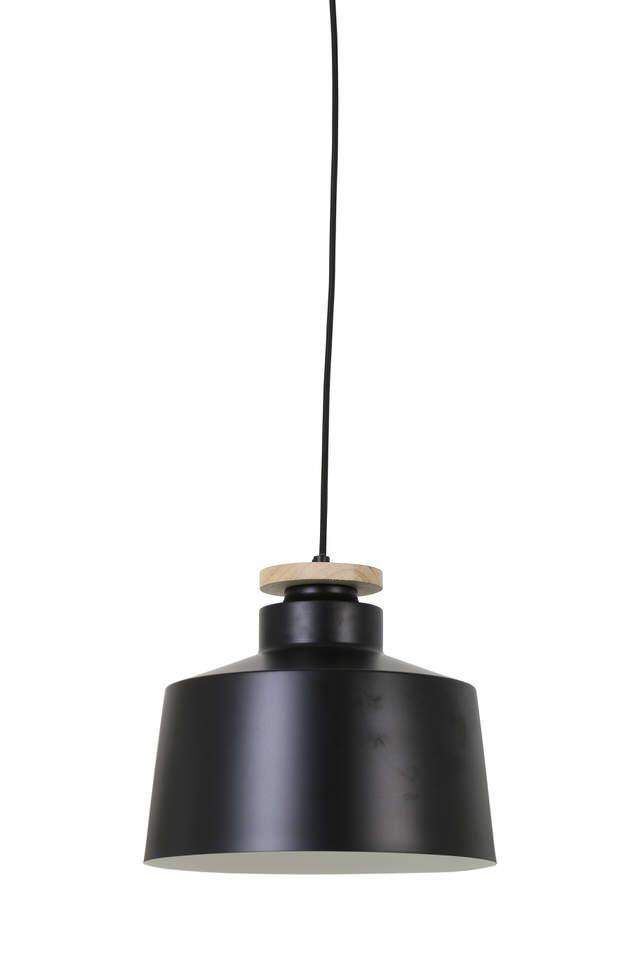Davidi Design Neina goedkope hanglamp Zwart