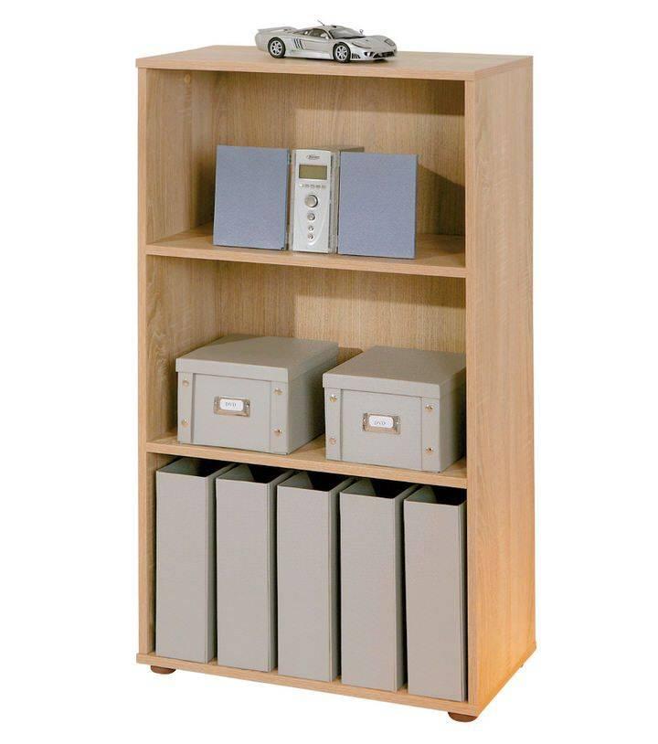 woonkamer Interlink SAS Parini Boekenkast Small