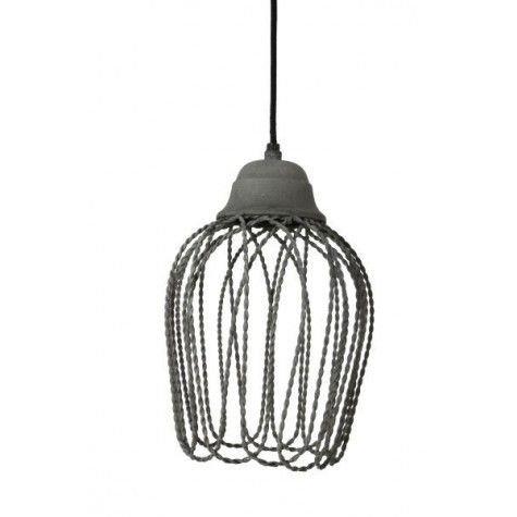 Davidi Design Bettina goedkope hanglamp Grijs