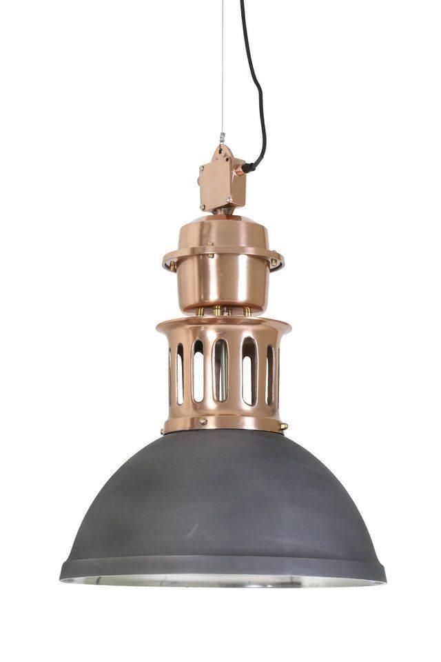 Davidi Design Jefferson goedkope hanglamp Zwart Koper