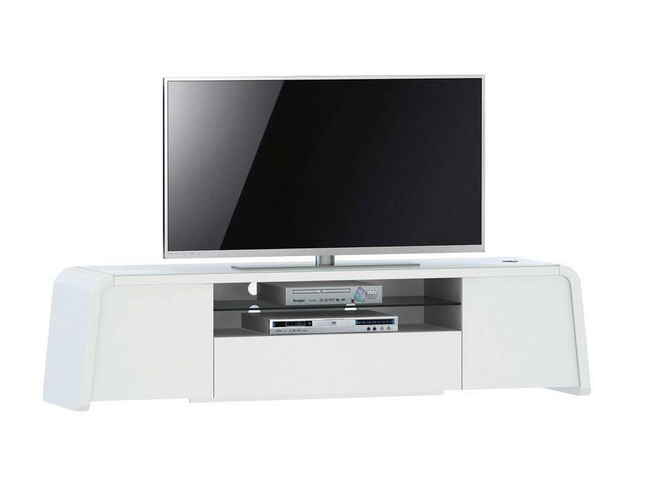 woonkamer Jahnke Moebel SL4200 TV meubel Wit