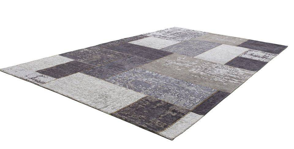 woonkamer Obsession Milano Vloerkleed 120x170 Zilver