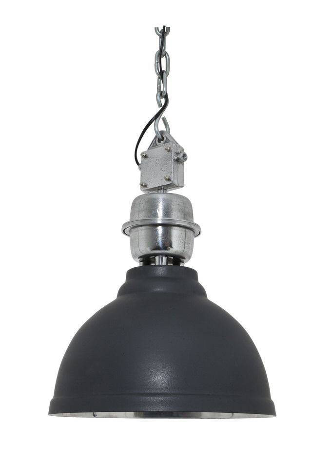 Davidi Design Clinton goedkope hanglamp Antraciet Small