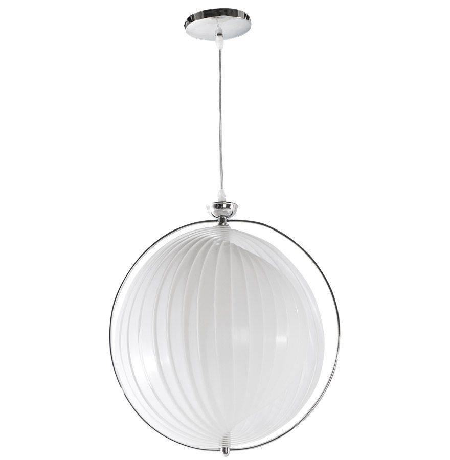 Bondy Living Kota goedkope hanglamp Wit