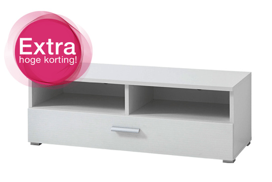 woonkamer Germania Linea TV meubel 3D