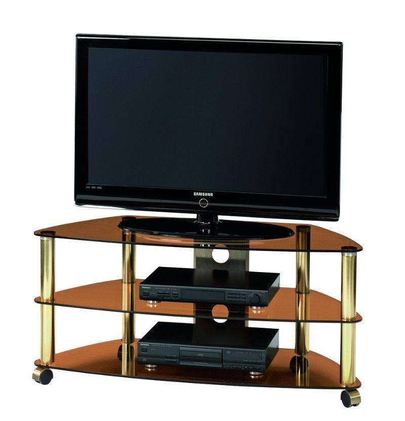 woonkamer Jahnke Moebel Cuuba SR 1060 TV meubel Brons