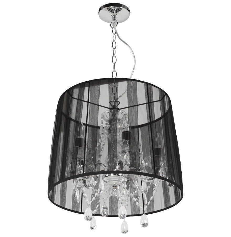 Bondy Living Meerut goedkope hanglamp Zwart