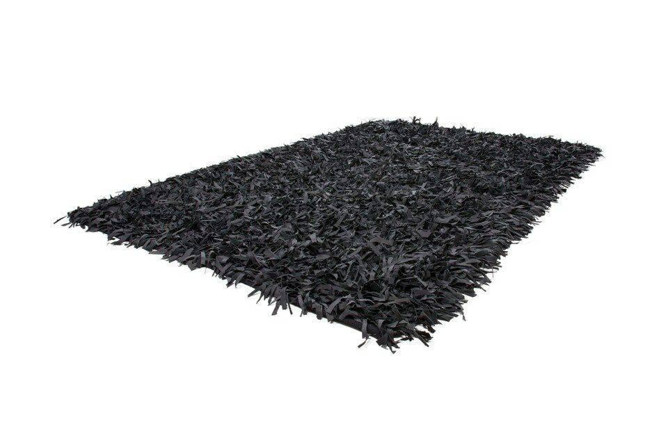 woonkamer Kayoom Terence Vloerkleed 80x150 Zwart