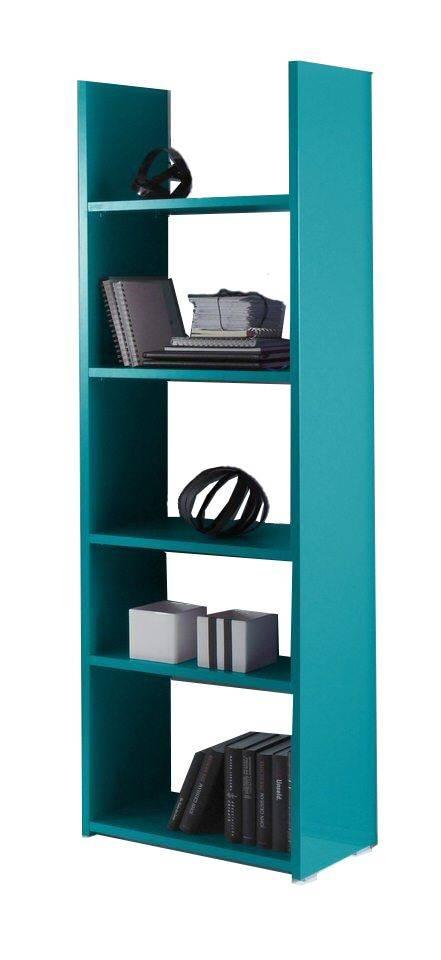woonkamer Benvenuto Design Benito Boekenkast HG Turquoise