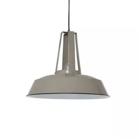Davidi Design Inez goedkope hanglamp Greige Grijs Large