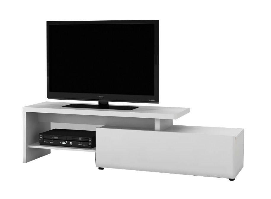 woonkamer Jahnke Moebel Senta TV meubel HG Wit