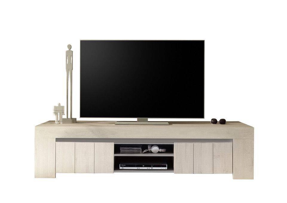 woonkamer Benvenuto Design Palmira TV meubel Eiken