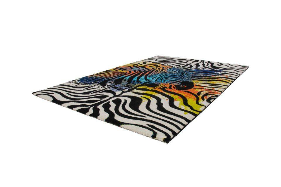 woonkamer Obsession Maya Vloerkleed Zebra 120x170