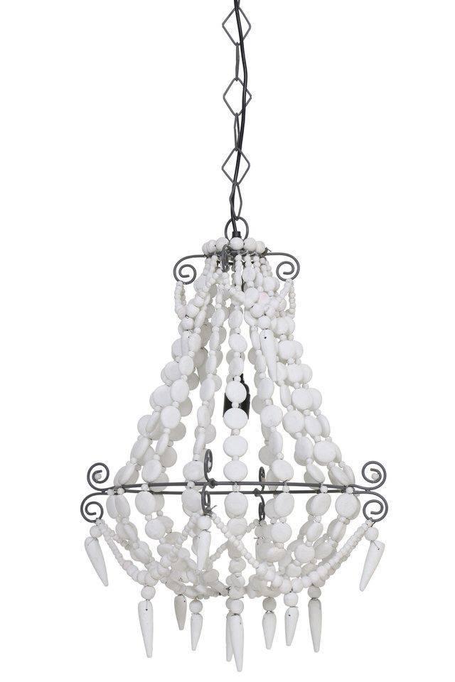 Davidi Design Luca goedkope hanglamp Medium Wit