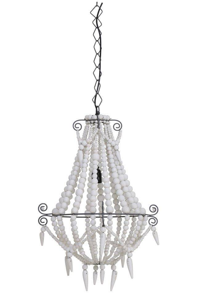Davidi Design Lyna goedkope hanglamp Wit