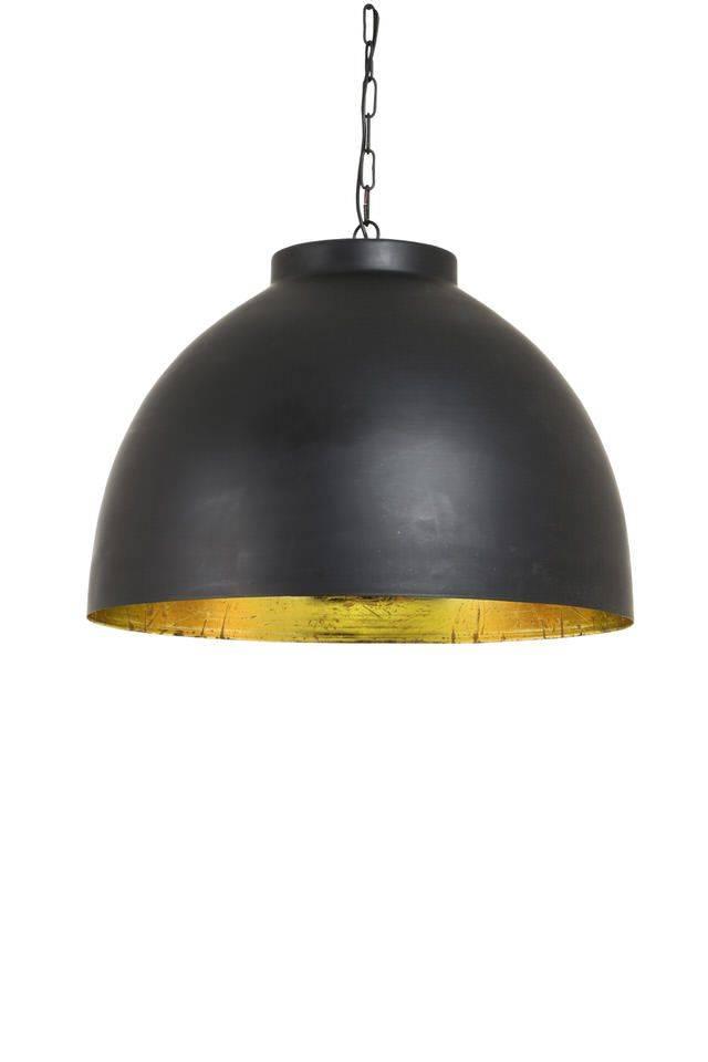 Davidi Design Kylie goedkope hanglamp Zwart Goud Large
