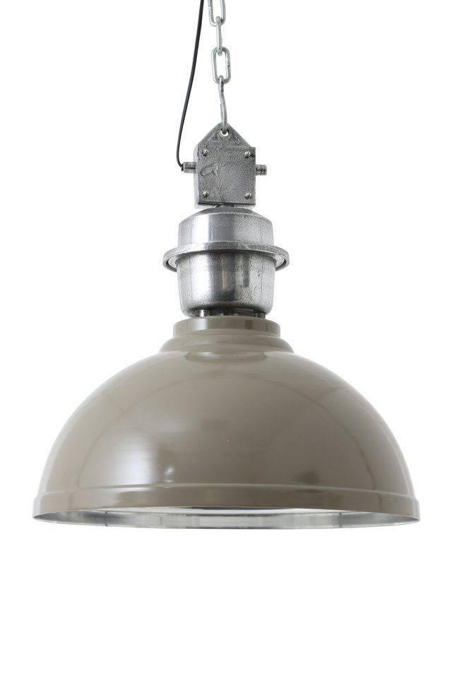 Davidi Design Clinton goedkope hanglamp Grijs Large