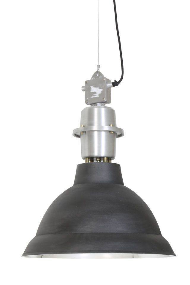 Davidi Design Lincoln goedkope hanglamp Zwart Aluminium