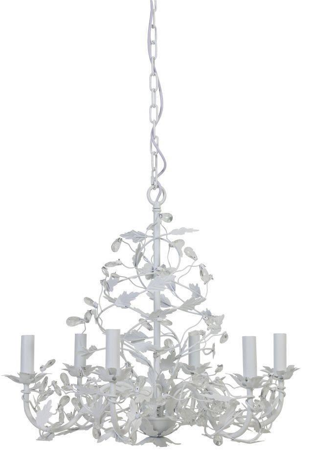 Davidi Design Evita goedkope hanglamp Small Wit
