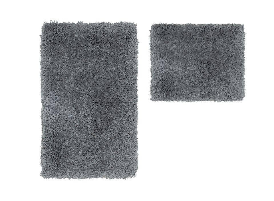 Obsession Cosmopolitan Badmat Zilver Set van 2 Basic