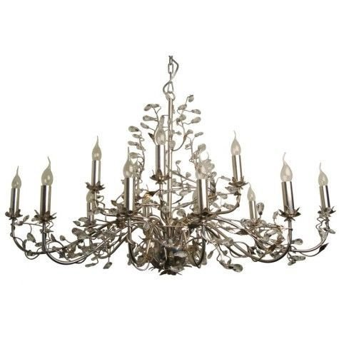 Davidi Design Evita goedkope hanglamp Zilver