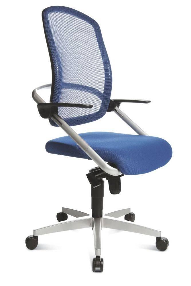 Topstar Blue Line Bureaustoel