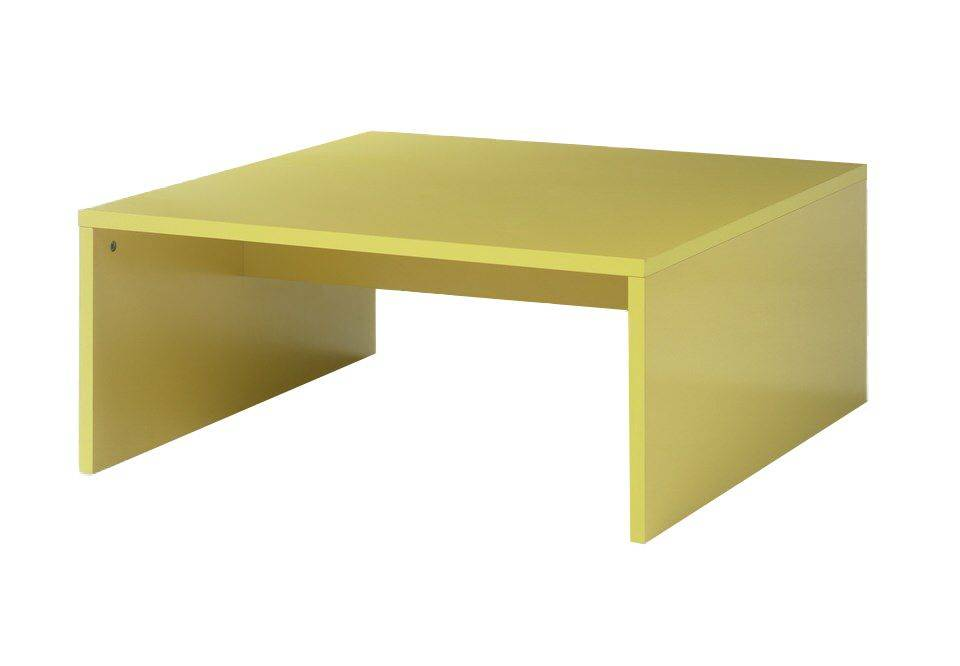 woonkamer Benvenuto Design Alvise Salontafel HG Geel