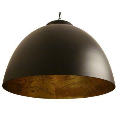 Davidi Design Kylie goedkope hanglamp Zwart Goud Medium