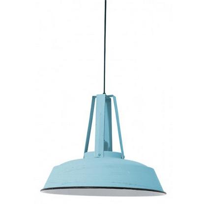 Davidi Design Inez goedkope hanglamp Lichtblauw Large