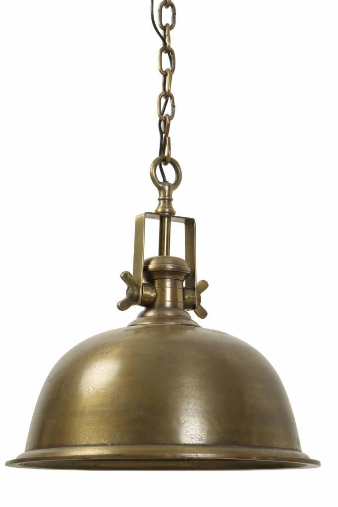 Davidi Design Kennedy goedkope hanglamp Brons Large