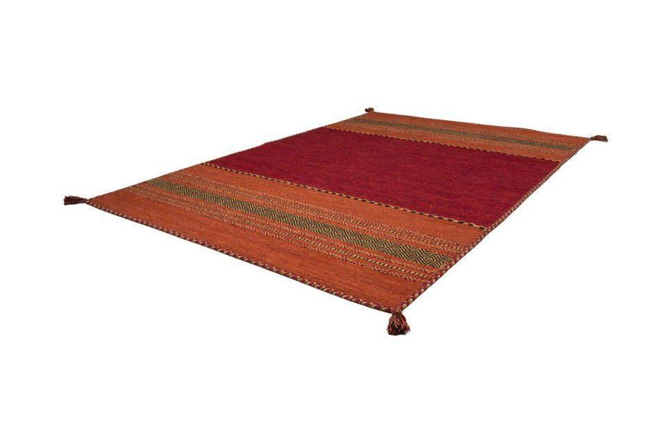 woonkamer Kayoom Alhambra Vloerkleed 200x290 Rood