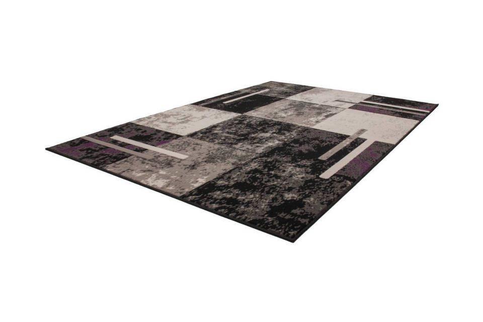 woonkamer Kayoom Rohulla Vloerkleed 80x150 Violet