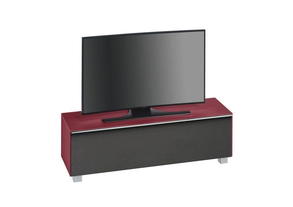 woonkamer Maja Moebel Fresh TV meubel Small Framboos
