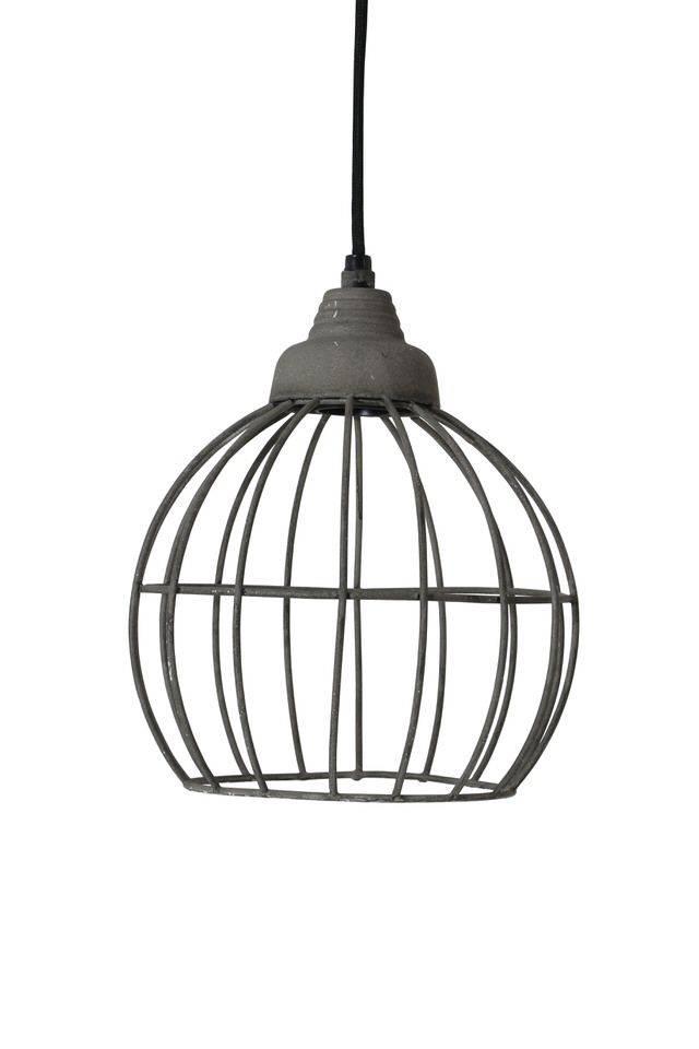 Davidi Design Benthe goedkope hanglamp Grijs