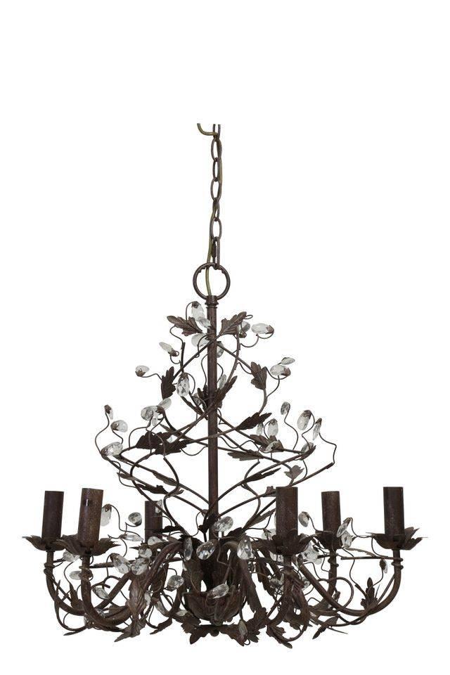 Davidi Design Evita goedkope hanglamp Small Bruin