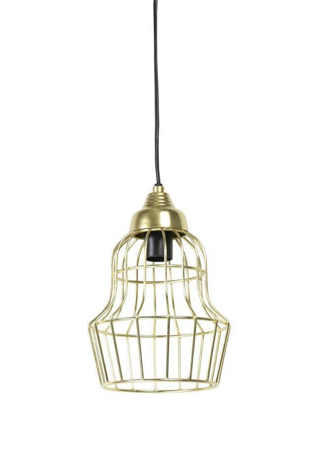 Davidi Design Birke goedkope hanglamp Goud