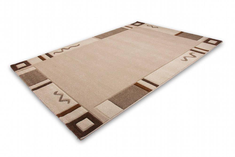 woonkamer Lalee Havanna Design Vloerkleed 160x230 Beige 401