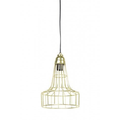 Davidi Design Babette goedkope hanglamp Goud
