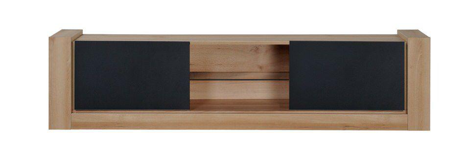 woonkamer Monaica Norden TV meubel Antraciet