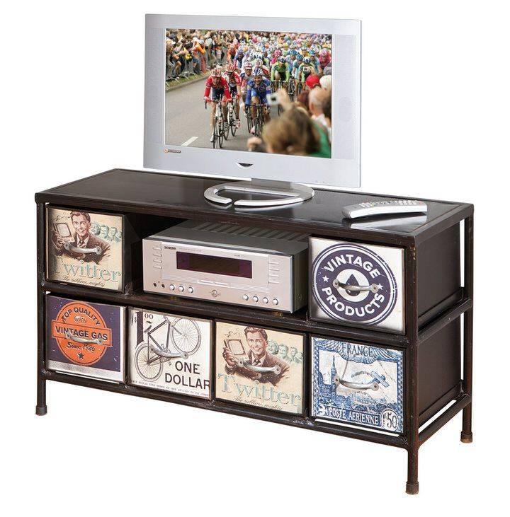 woonkamer Interlink SAS Virando TV meubel
