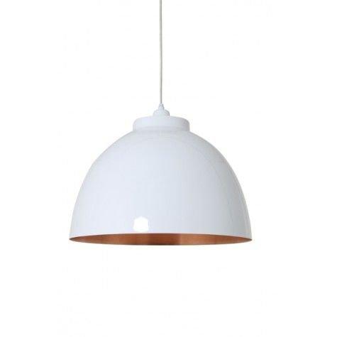 Davidi Design Kylie goedkope hanglamp Wit Koper Medium