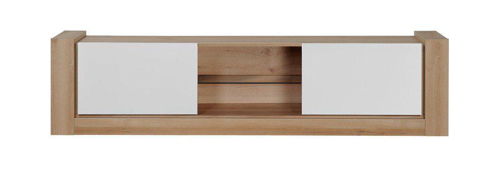 woonkamer Monaica Norden TV meubel Wit