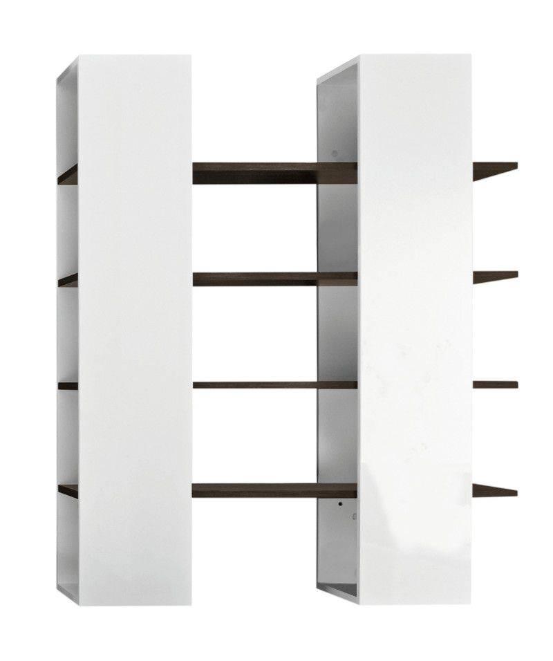 woonkamer Benvenuto Design Line Boekenkast Large Wenge