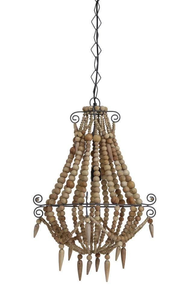 Davidi Design Lyna goedkope hanglamp Naturel