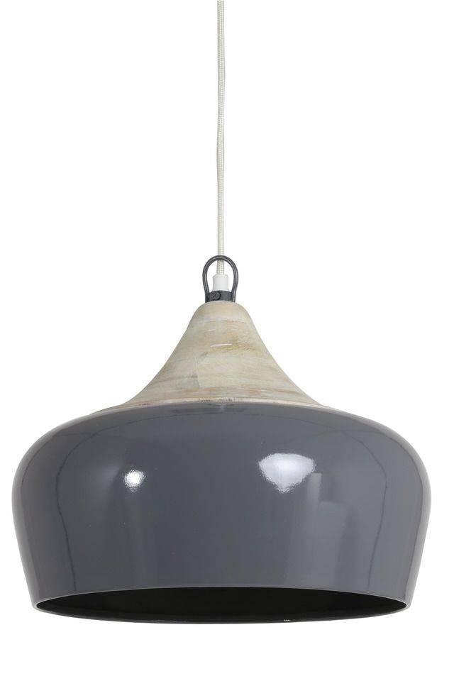 Davidi Design Damaris goedkope hanglamp Grijs