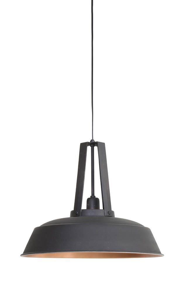 Davidi Design Inez goedkope hanglamp Grafiet Medium